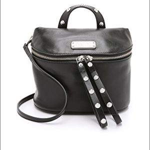 Marc Jacobs canteen leather crossbody